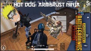 Hot Dog: Armbrust Ninja oder Schnipper?🤔 PUBG Mobile mit der Hundepartei Teil 2