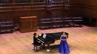 Пуччини Вальс Мюзетты из оперы Богема