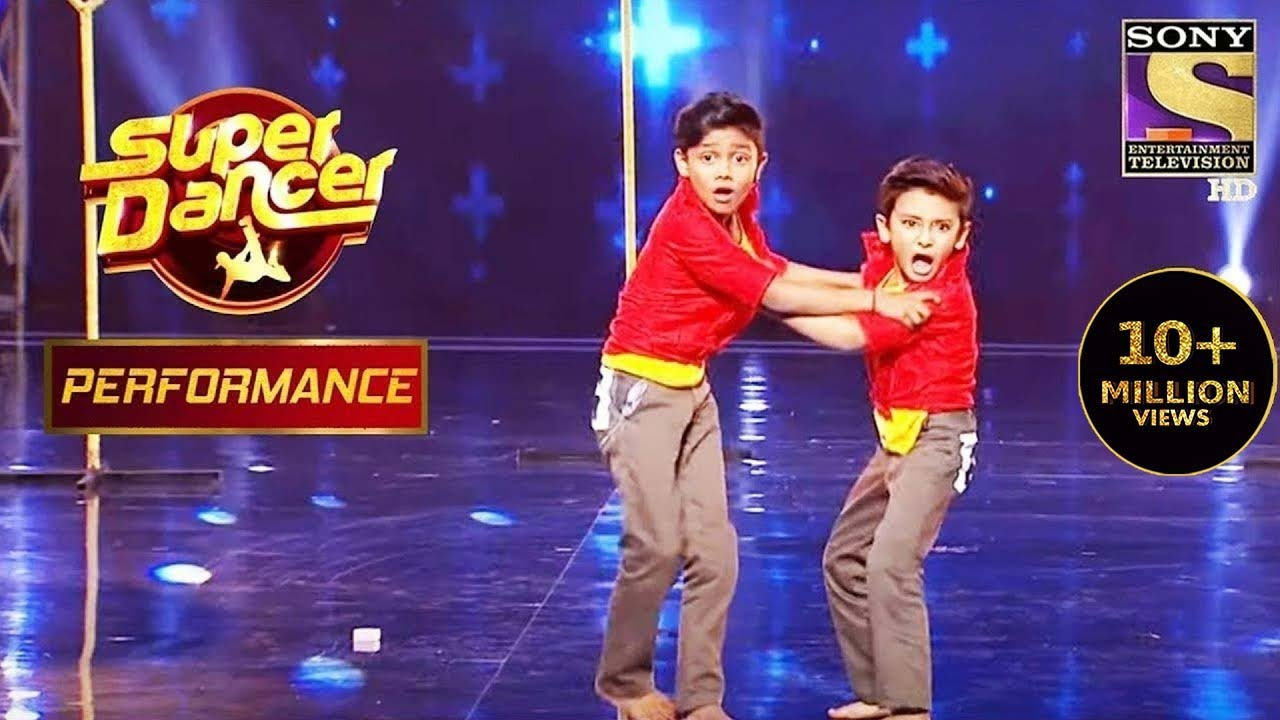 Lakhan Vs Lakhan | Super Dancer Chapter 3