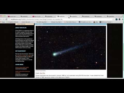 Nasa Coverup on Comet ISON Exposed No ADS!