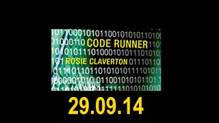Code Runner book trailer