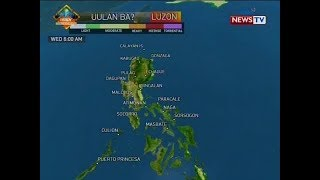 QRT: Weather update as of 6:00 p.m. (February 12, 2019)