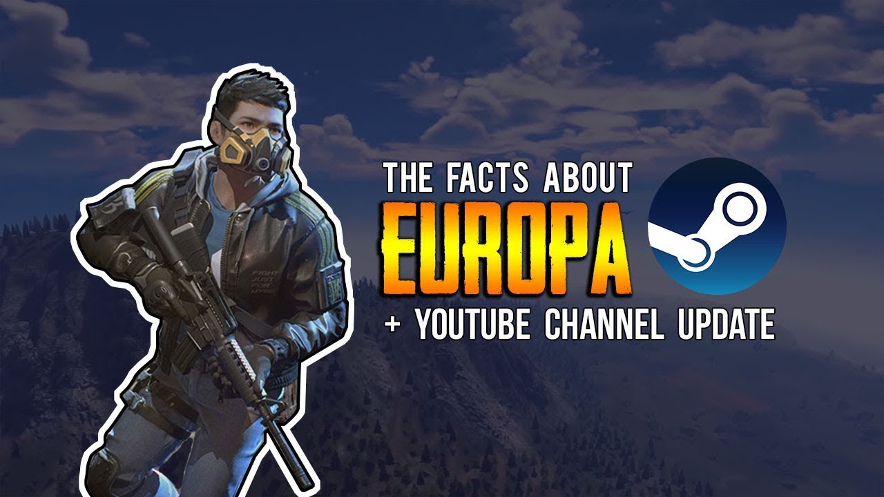 Channel Update and Facts about Ring of Elysium on Steam
