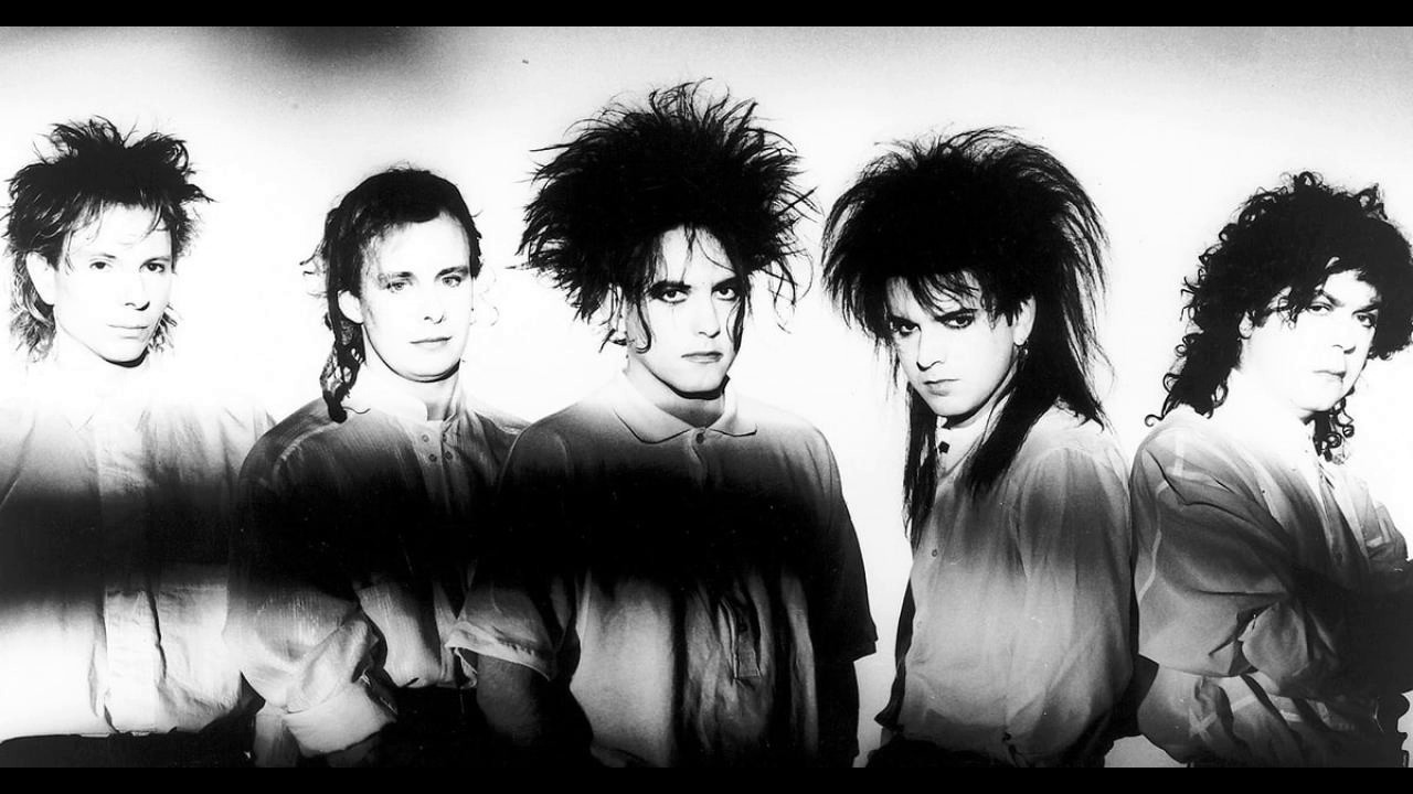 The Cure on Spotify   720x1280