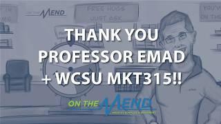 Thank You WCSU MKT315!