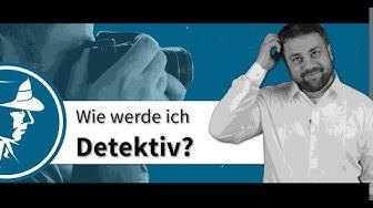 Wie werde ich Detektiv? Ausbildung | Voraussetzungen | Ausrüstung | Verdienst | Detektei Taute®