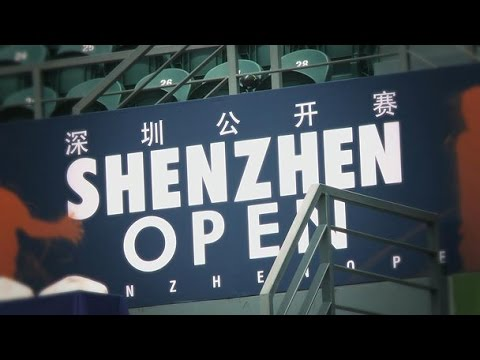 ATP World Tour Uncovered Shenzhen