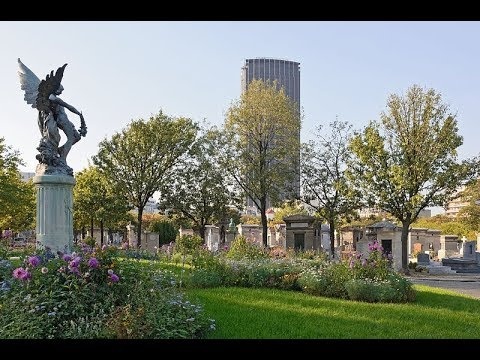 Places to see in ( Paris - France ) Montparnasse Cemetery