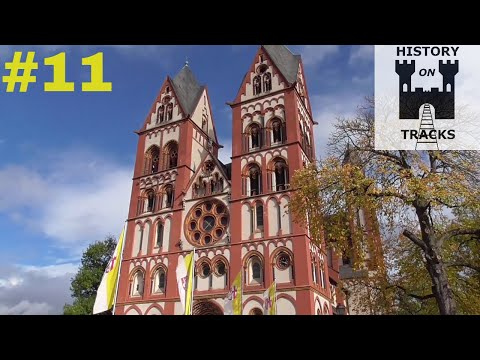 Lahn Valley: Nassau and Limburg. Medieval towns   Germany #11