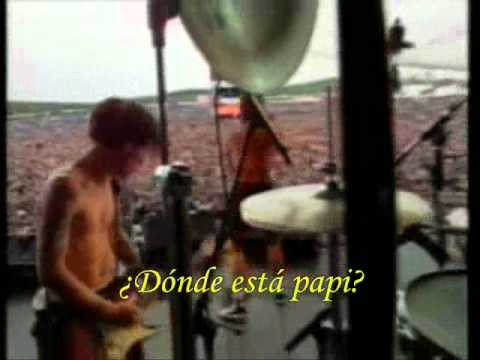 Red Hot Chili Peppers - Mommy where's daddy? subtitulado en español
