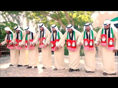 United Arab Emirates Song  يا علمنا -- فرقة المثايل الحربية