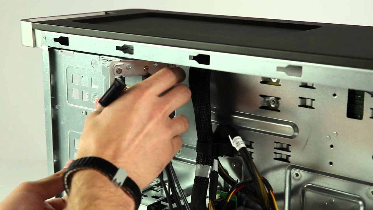 Dell Precision Tower 7910: Install Additional 2 5