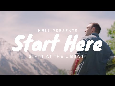 Start Here | Start at the Library