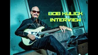 Interview with Bob Kulick, February 19, 2013