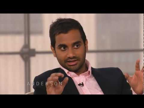 Aziz Ansari Talks About Charity Event