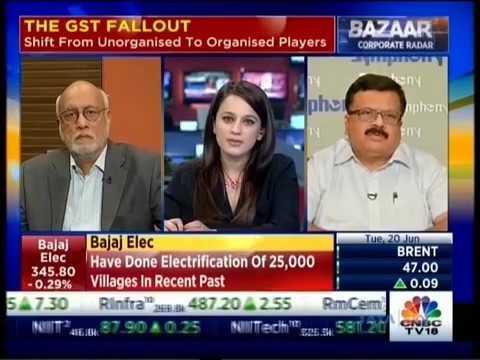 Bajaj Electricals Ltd. CMD, Shri Shekhar Bajaj on CNBC TV18