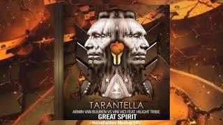 ► Armin Van Buuren vs Vini Vici vs Twiig - Great Tarantella Spirit (NoiseRaiderz Mashup) 【Hardstyle】