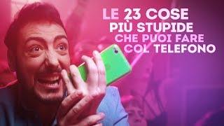 The Jackal - Le 23 COSE più STUPIDE che puoi fare col TELEFONO
