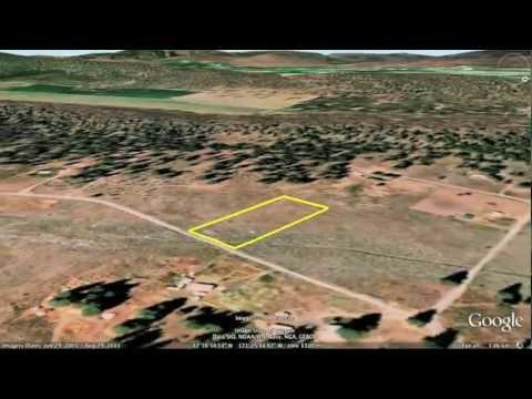 Oregon Land for Sale, near Klamath Falls, 2 acres, Owner will Finance