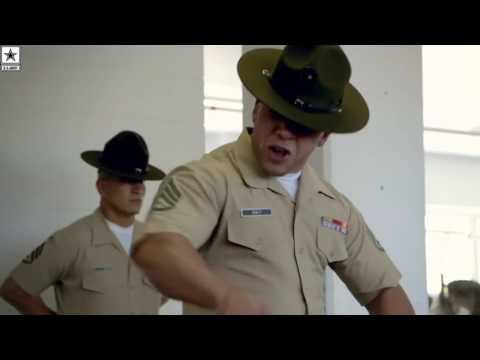 Military | Drill Instructor Gives EPIC Speech – United States Marine Corps Recruit Training