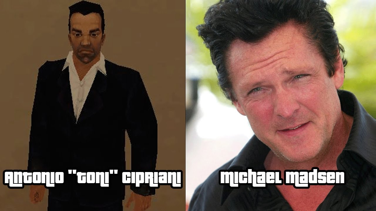 Characters and Voice Actors - Grand Theft Auto III | Doovi