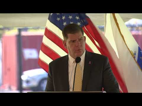 Partnering with Massport for East Boston