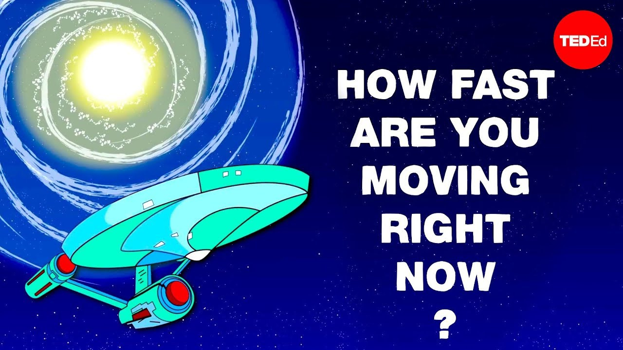 Is the Sun traveling through space?