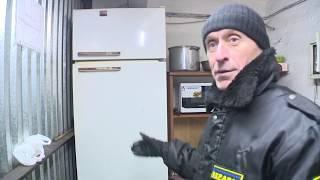 Охранник шахты «Анжерская-Южная» показал, как неизвестные в масках напали на предприятие