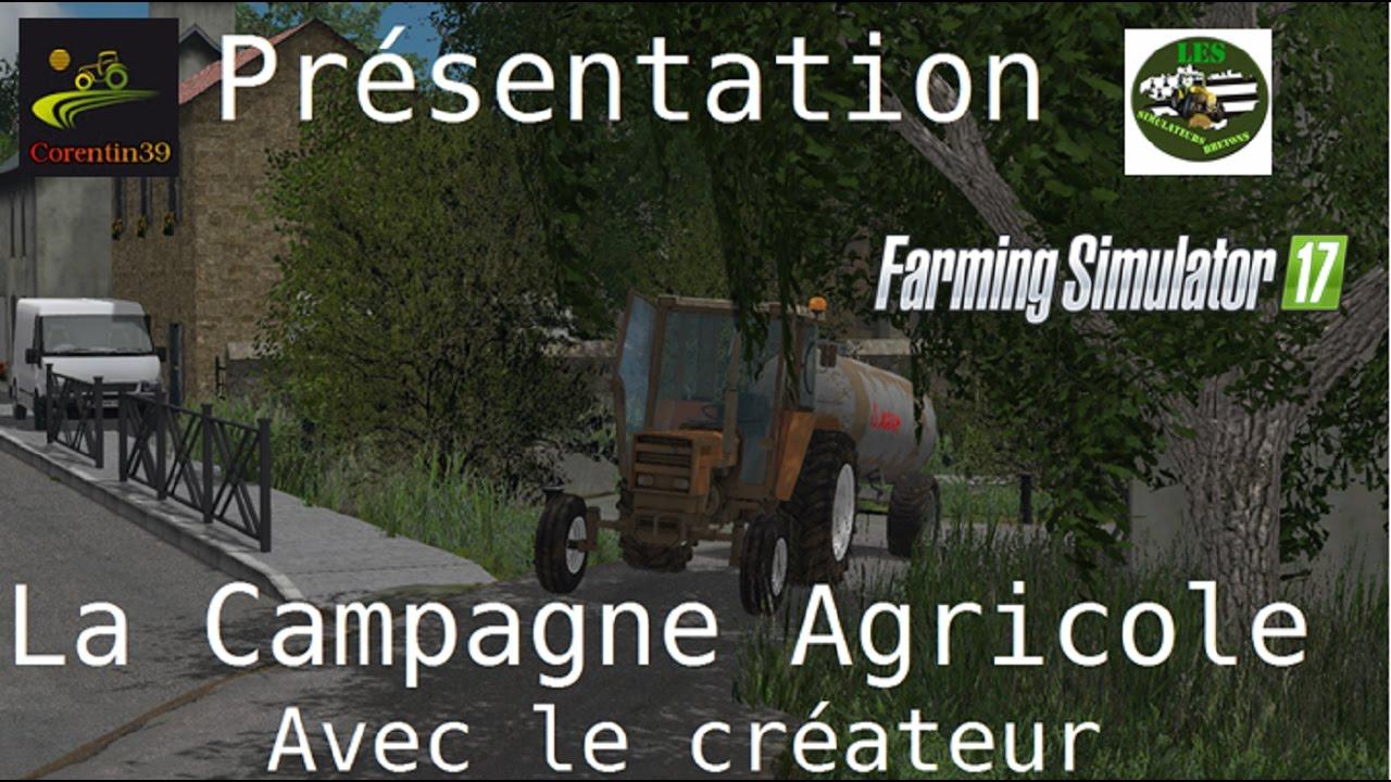 CAMPAGNE V2 FS17 TÉLÉCHARGER AGRICOLE LA