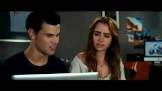 ABDUCTION trailer in FRENCH ! - Taylor Lautner !