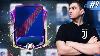 TOTS! JUVENTUS from 0 to 100 OVR in HAPPY-GO-LUCKY FIFA MOBILE 19