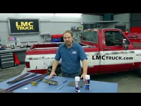 LMC Truck: Chevy/GMC Truck Headliner Installation with Kevin Tetz