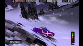 Cool Boarders 2001 Demo [PSX]