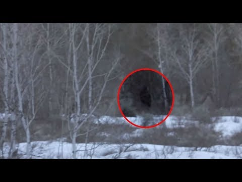 Top 10 Scary & Mysterious Things Encounter By People Caught On Camera