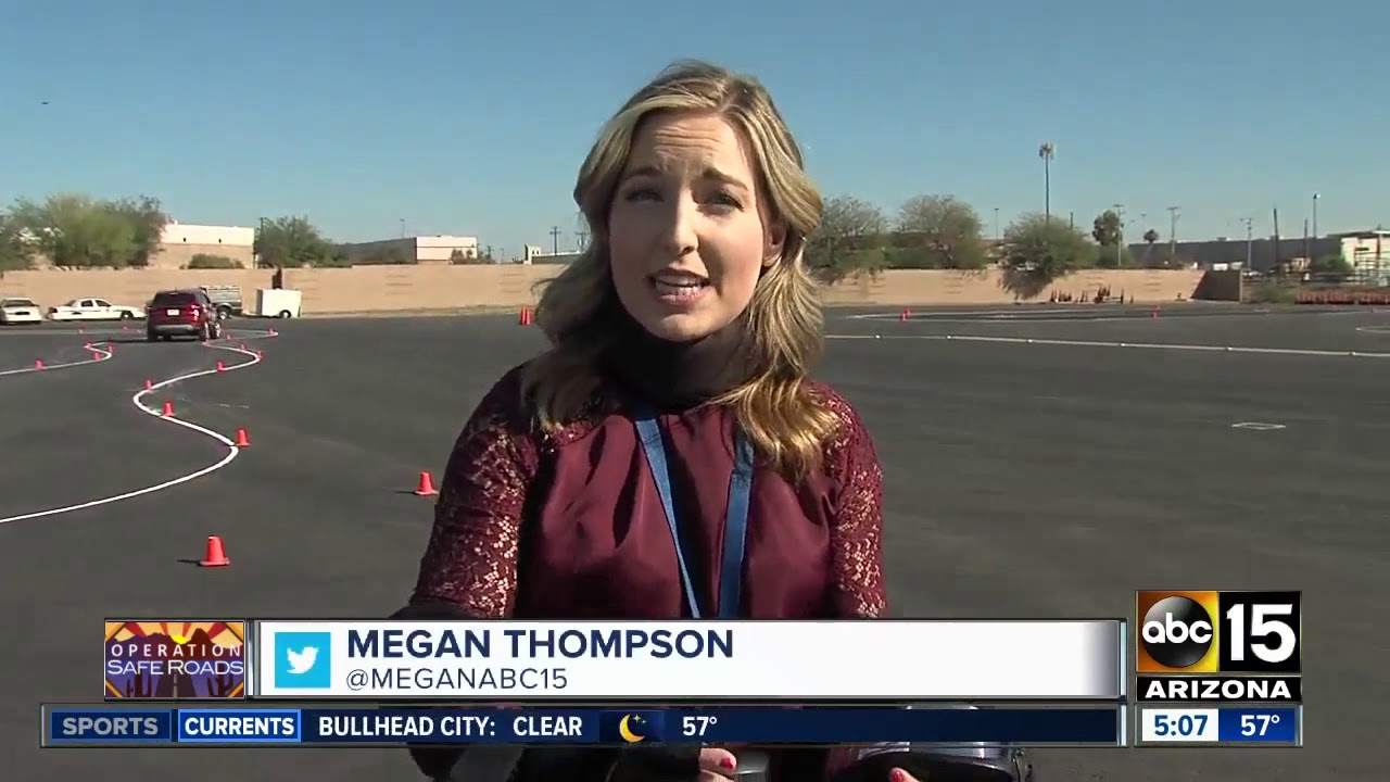 Teen Driving Course >> Ford Brings Teen Driving Course To The Valley