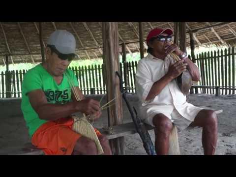 Traditional Amerindian culture, Suriname