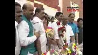 Mahabala Maarla elected as 27th Mayor of Mangalore City Corporation, Deputy Mayor Kavitha