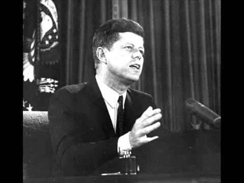 """JFK'S """"BERLIN CRISIS"""" SPEECH (JULY 25, 1961)"""
