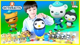 giant surprise egg octonauts full episodes disney junior octonauts toys video 40 surprise egg