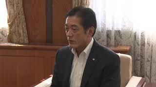 平成30年7月豪雨災害に係る義援金贈呈式(四国地方郵便局長夫人会)