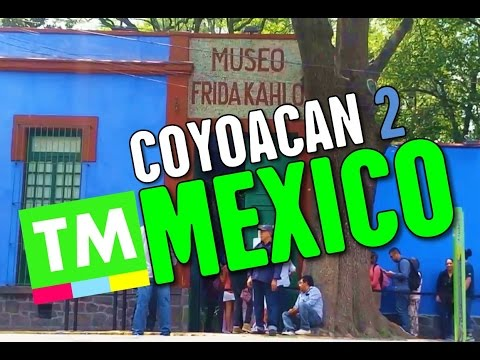 Exploring Historic Coyoacan in Mexico City | Part Two