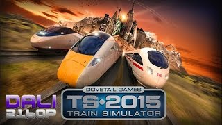 Train Simulator 2015 PC 4K Gameplay 2160p
