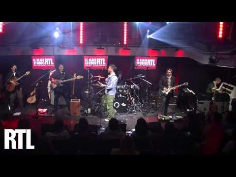 Christophe Maé - Tombé sous le charme en live dans le Grand Studio RTL - RTL - RTL