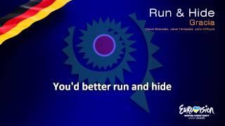 "Gracia - ""Run & Hide"" (Germany)"