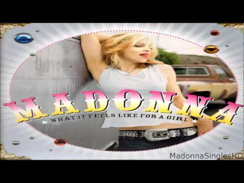 Madonna - What It Feels Like For A Girl (Paul Oakenfold Perfecto Mix)