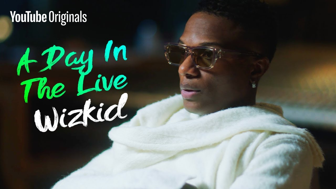 Starboy made in Lagos   A Day In The Live: Wizkid