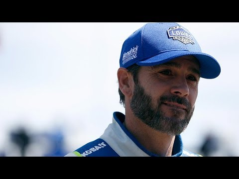 Jimmie Johnson gets three-year contract extension with HMS