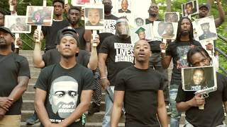 Cashflow Harlem Feat Nathaniel The Great- No Justice No Peace (Video)