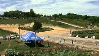 Чемпионат по автокроссу в Днепропетровске