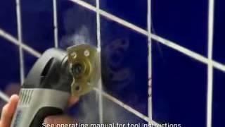 Необходими инструменти: Инструмент осцилиращ DREMEL® Multi-Max MM40...